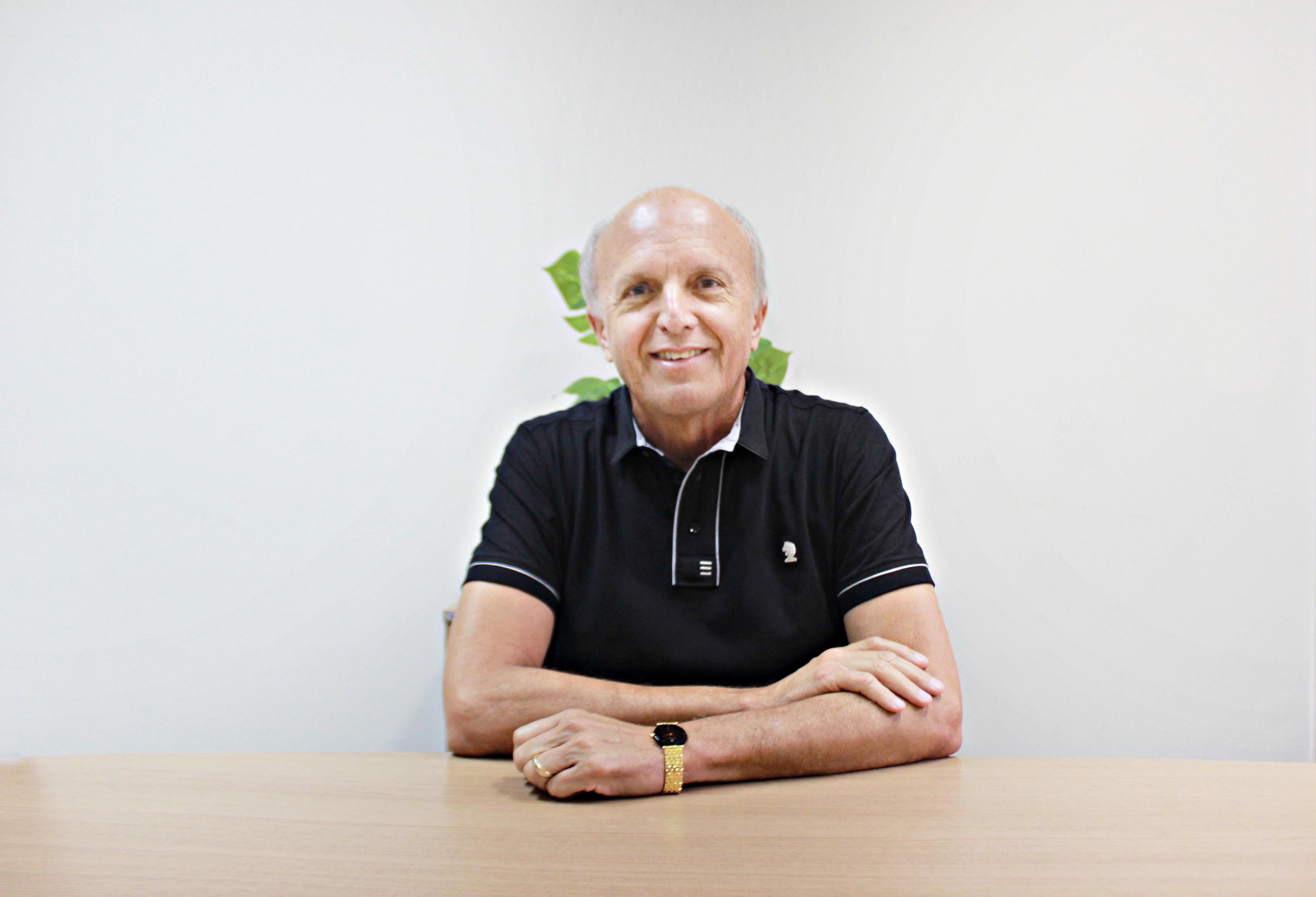 RicardoPuppe dr Geraldo Sec Executivo - Saúde - Secretária