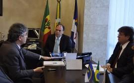 REUNIÃO COM O MINISTRO FERNANDO BEZERRA14