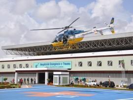 LC_fev Visita Hospital de Trauma foto claudio cesar