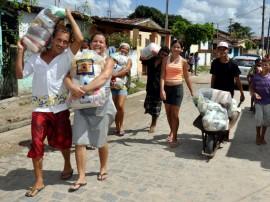 defesa cilvil entrega cestas basicas  foto walter rafael secom pb033