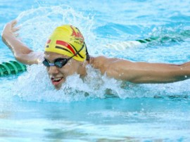 nataçãoVilaOlimpica 270x202 - Vila Olímpica Parahya recebe torneio de natação a partir desta sexta-feira