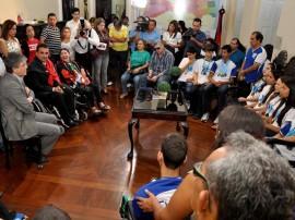 ricardo recebe atletas paraolimpicos foto francisco frança secom pb_0354