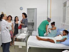 Ministerio da Saude visita projeto Maes Canguru na Maternidade Frei Damiao Foto Antonio David 5