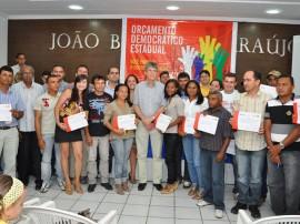 Posse dos Conselheiros Regionais do Orçamento Democrático Foto Antonio David (4)