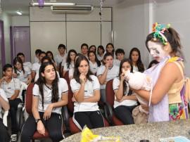 capanha de aleitamento materno recebe visita de estudantes foto walter rafael 29