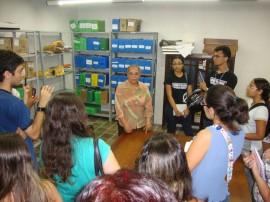 alunos do curso de arquivologia da uepb visitaca fcja foto assessoria 4