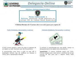 delegacia on-line