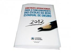 Lançamento das diretrizes para o ano letivo 2012 006
