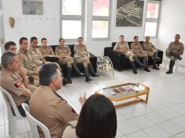 coamandante bombeiros coronel jair reune oficiais do cfo foto walter rafael (10)