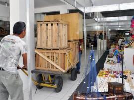 montagem do salao de artesanato no jangada clube foto joao francisco 12