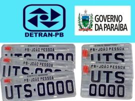 placas do detran