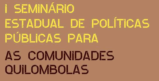 quilombolas