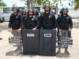 agentes penitenciarios recebem novos equipamentos (6)
