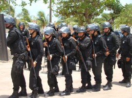 agentes penitenciarios recebem novos equipamentos (8)