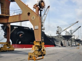 navio de carga porto de cabedelo docas foto claudio cesar 2