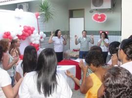 Animação com o Grupo da Comunidade Doce Mãe de Deus