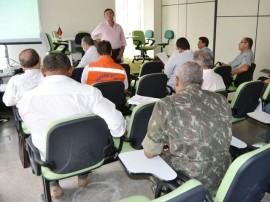 Comite de Combate a Estiagem reunido na Sede da Aesa