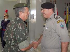 General Inspetor das PMs do Brasil visita a PMPB (1)