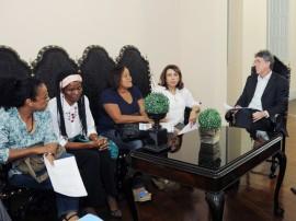 ricardo recebe representantes QUILOMBOLAS foto jose marques