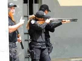 Agentes participam de curso de capacitaçao para usar armamento menos que letal foto secom pb 1 (4)