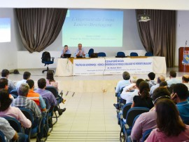 Conferência Internacional  Promovida pela Aesa