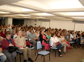 Governo debate violência no I Seminário de enfrentamentoa violencia nas escolas foto secom pb (4)