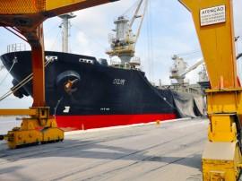 navio de carga porto de cabedelo docas foto claudio cesar 9