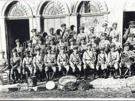 BANDA DA PM  DEZEMBRO DE 1926