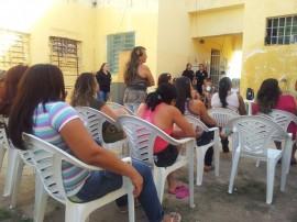 Concluido Curso na Penitenciaria feminina de Patos