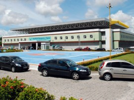 Hospital Trauma foto claudio cesar secom-pb