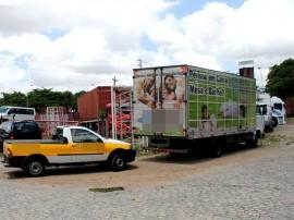 Apreensao do Fisco Estadual  no estacionamento do COP (2)