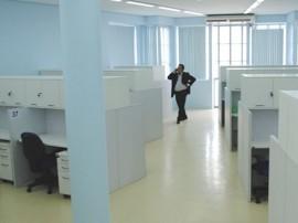 Novas instalações da 1ª Gerência Regional da SER 040