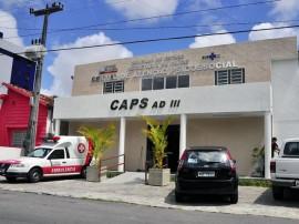 Unidade do CAPS Torre Foto Walter Rafael