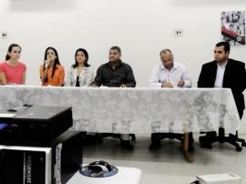 30.11.12 Rafaela Duarte representa Agevisa-PB em evento do Cefor-PB