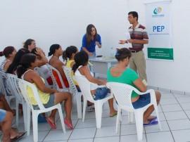 Auxílio Reclusão Gerente do INSS esclarece dúvidas de reeducandas no Presídio Feminino de Campina Grande (2)