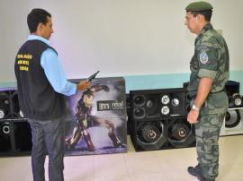 sudema apreencao de equipamento de som automotivo ilegal foto jose lins 55