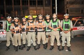 policiamento blocos