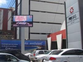 27.03.13 PBGÁS inaugura Painel de Led (1)