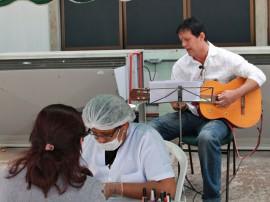 Hemocentro encerra campanha de doação de sangue para mulheres_ Ricardo Puppe 4