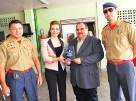 bombeiros solenidade com primeira dama e vice-gov sobre dia das mulheres foto jose lins 136