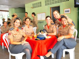 bombeiros solenidade com primeira dama e vice-gov sobre dia das mulheres foto jose lins 57
