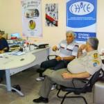 hosp clementino fraga recebe militares e ministerio da saude da saude (4)
