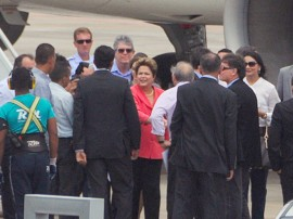 ricardo recebe presidenta dilma foto jose marques