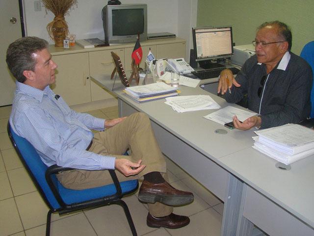 12.04.13 cooperar discute detalhes novoac - Cooperar discute detalhes de novo acordo de empréstimo com Banco Mundial