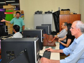 24.04.13 treinamento seplag no espep fotos joao francisco 31 270x202 - Servidores participam de treinamento para utilização do novo sistema de obras do Estado