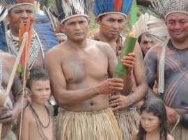 24.05.12 jogos abertura indios 11 270x202 - Jogos Indígenas começam nesta quarta-feira em Marcação