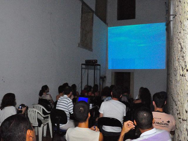 AMOSTRA DE DANCA 11 - Cearte realiza Mostra de Vídeodança no Mosteiro de São Bento