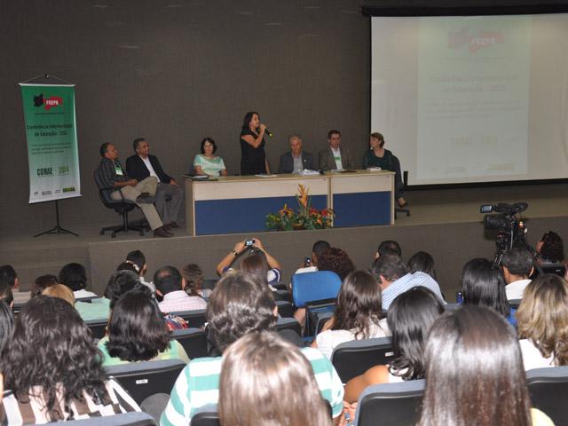 II forum intermunicipal de educacao foto jose lins 35 - Fórum reúne delegados na Conferência Intermunicipal de Educação