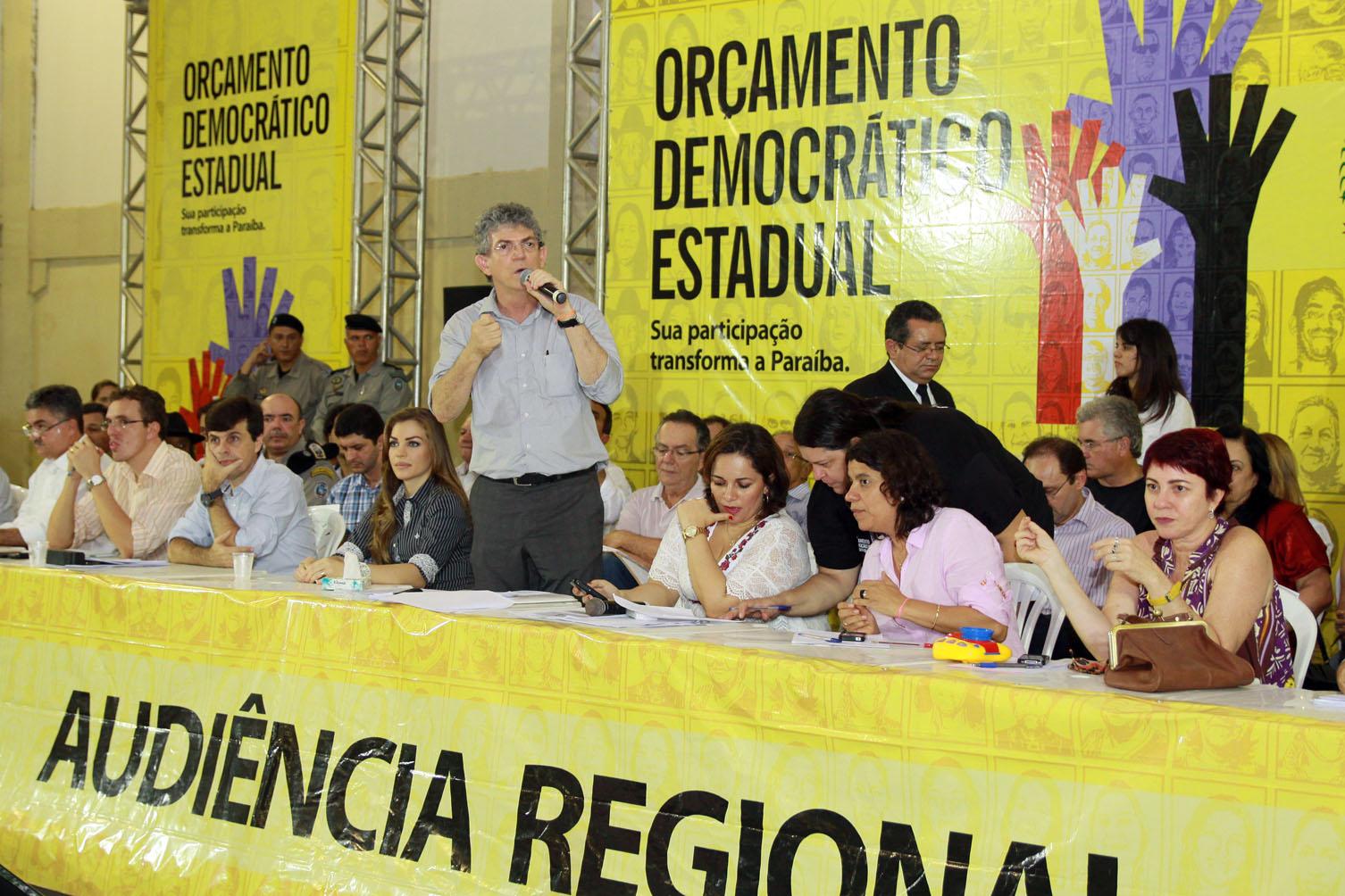 IMG 8523 - Ricardo autoriza obras para estrada e rede de abastecimento no ODE