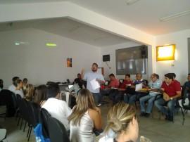 Laerge Cerqueira fala para coordenadores da 6ª Região de Saúde Patos1 270x202 - Agevisa promove encontros para estimular pactuação em todas as Regiões de Saúde da PB